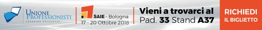 Biglietto Omaggio Richiedi Subito Saie 2018