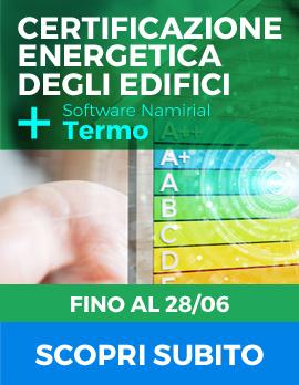 Promo Certificazione + Software