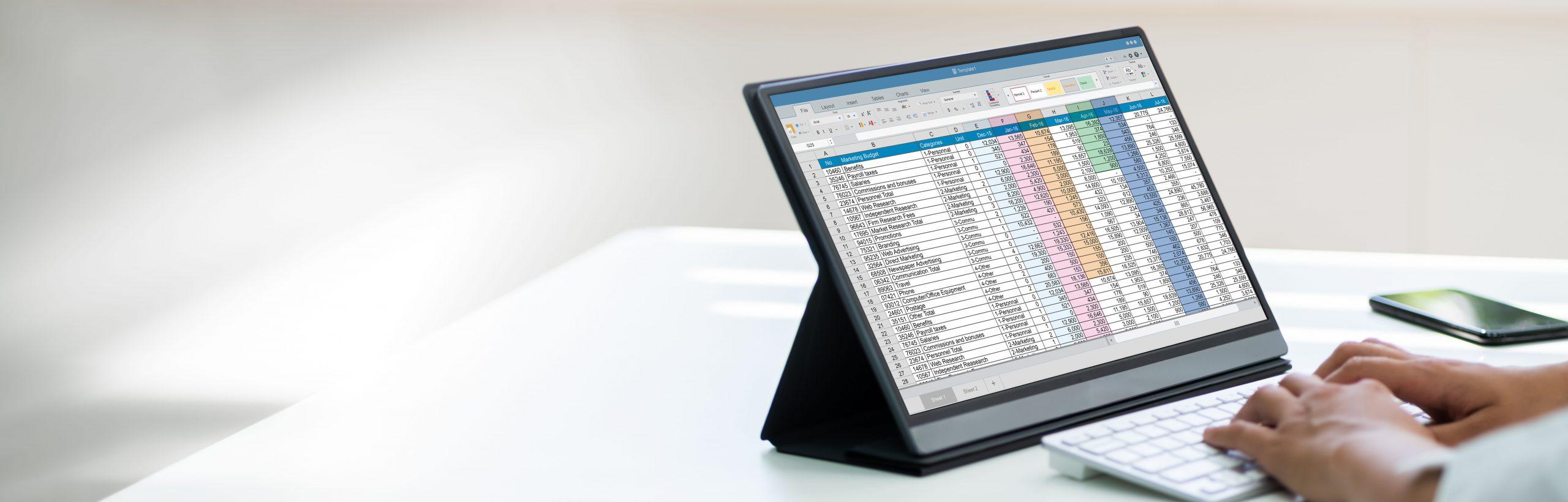 Corso di Microsoft Excel - Livello Base